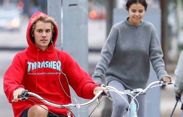 Selena Gomez de nouveau avec Justin Bieber
