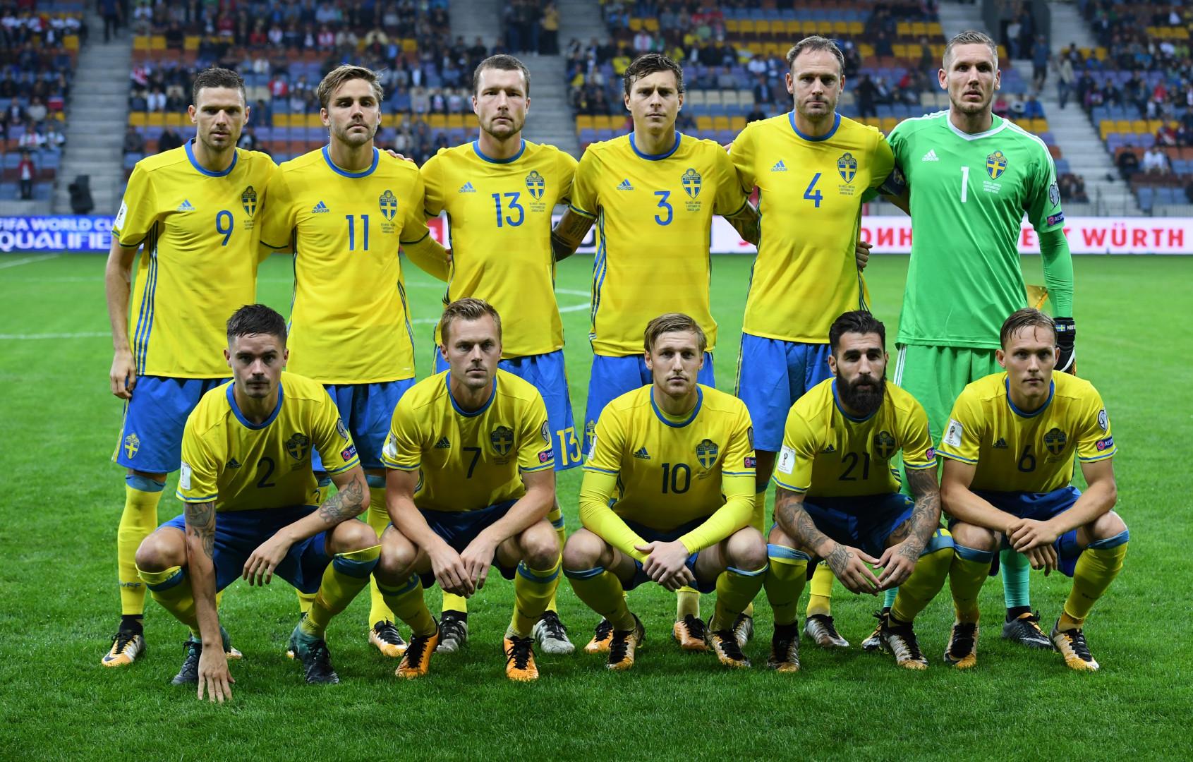 Coupe du Monde 2018 : La Suède est dans le groupe F