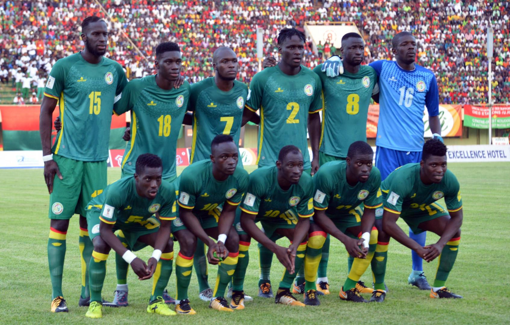 Coupe du Monde 2018 : le Sénégal est dans le groupe H