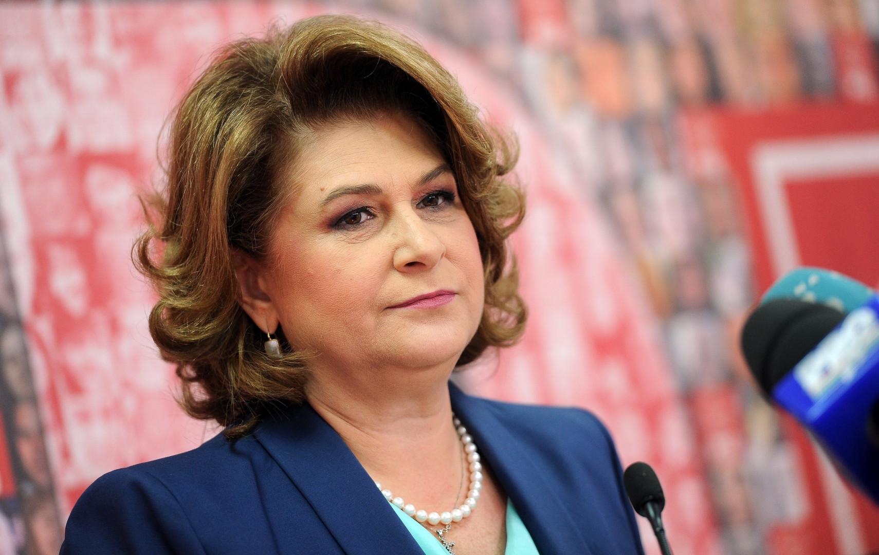 La social-démocrate roumaine Rovana Plumb est chargée des transports
