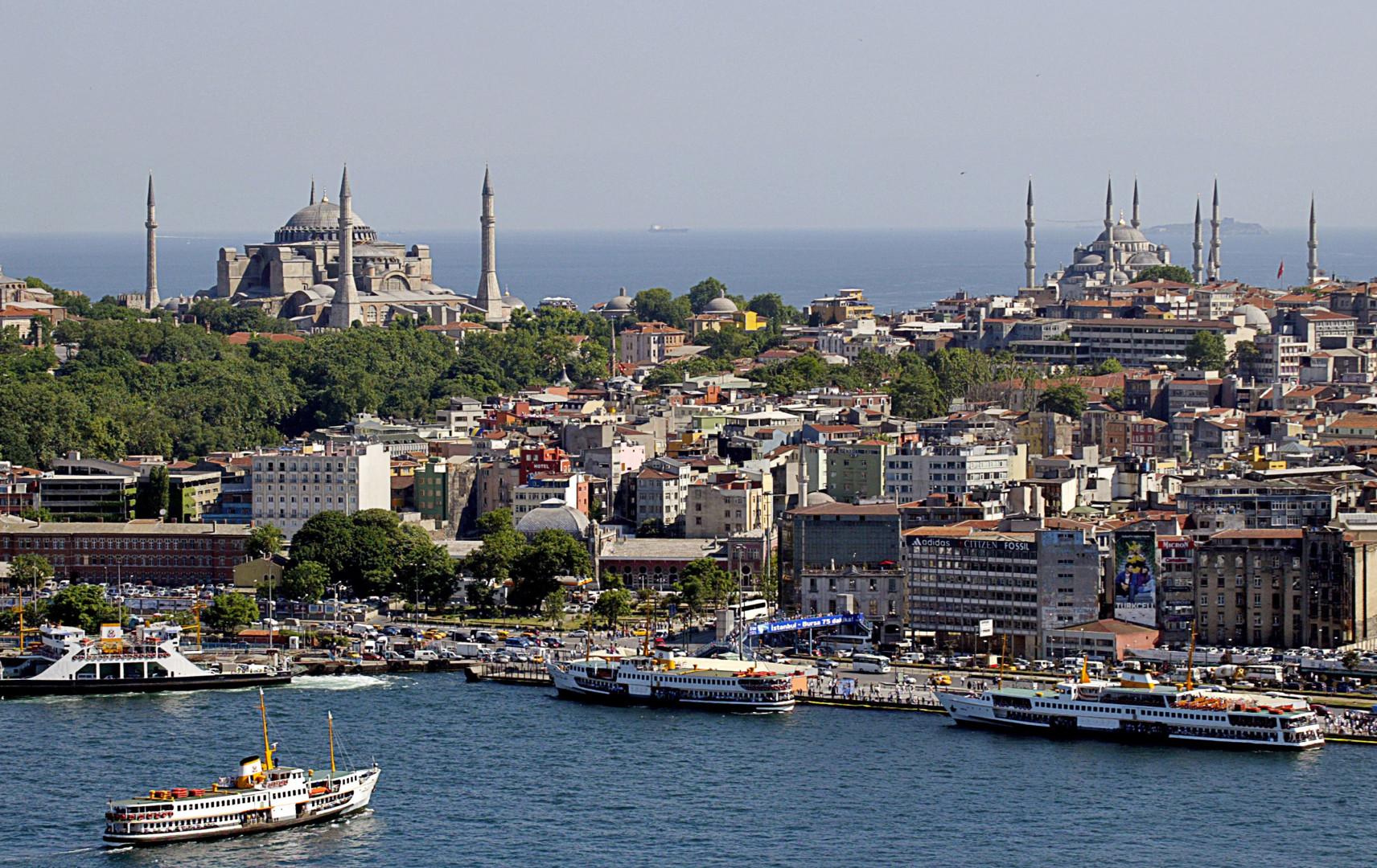 Istanbul est la 10e destination préférée des Français pour l'été 2015, selon Skyscanner (illustration)
