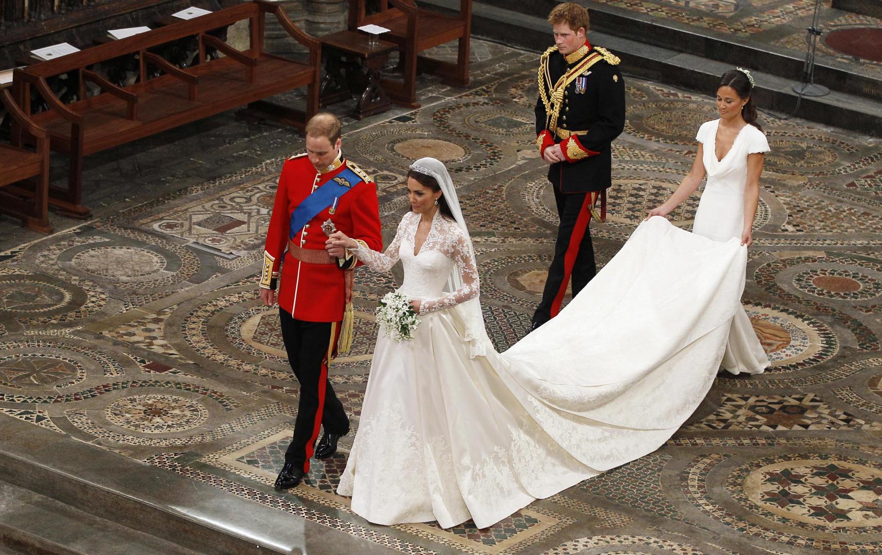 Le mariage princier célébré le 24 avril 2011