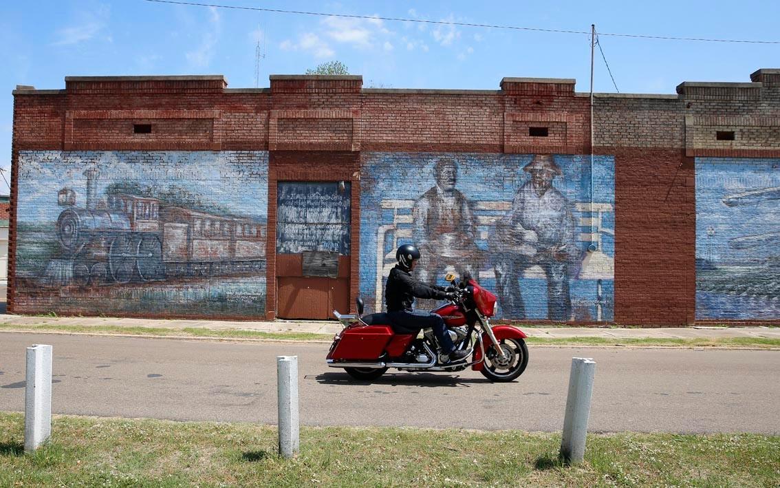 La route du blues : le Delta du Mississippi