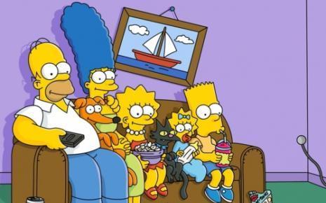 """""""Les Simpson"""" est la 10e meilleure série de tous les temps"""