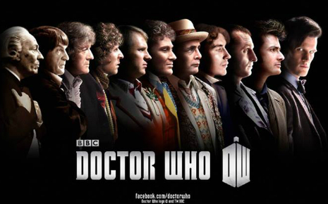 """""""Doctor Who"""" : la plus longue série de sciences-fiction"""