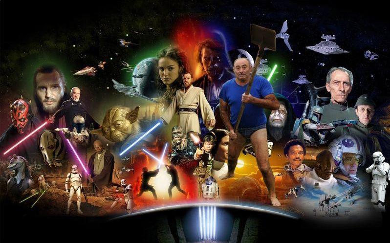 """Un nouveau personnage au casting de """"Star Wars 7"""" ?"""