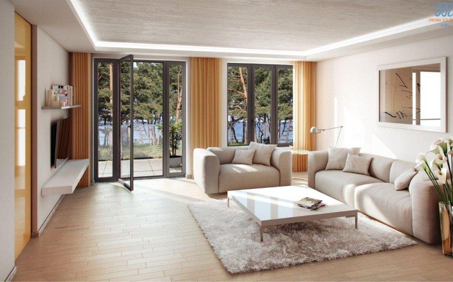 Le salon d'un appartement