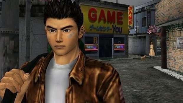 """""""Shenmue"""", titre vénéré de la console Dreamcast"""