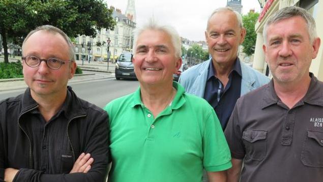 Gilles Denigot est tête de liste bretonne - Choisir nos régions et réunifier la Bretagne aux élections régionales 2015 dans les Pays de la Loire.