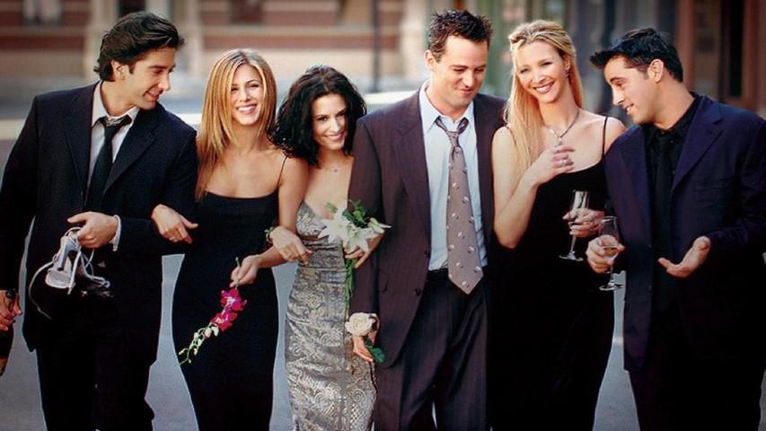 """""""Friends"""" : les plus gros salaires d'acteurs"""