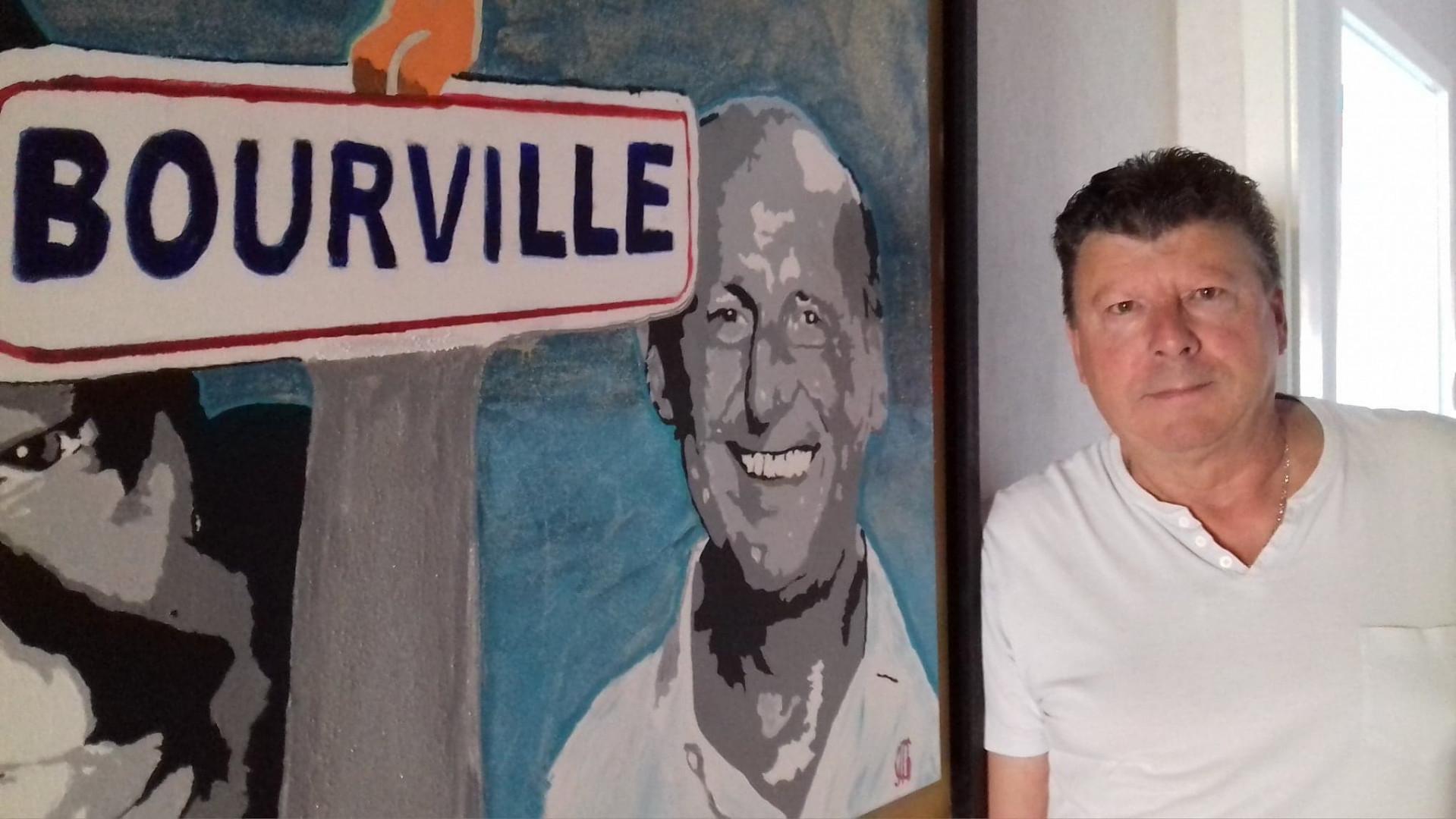 Yannick Dumont, imitateur de Bourville.