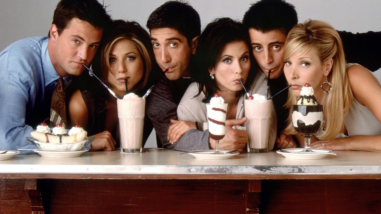 """Les 9 secrets de """"Friends"""""""