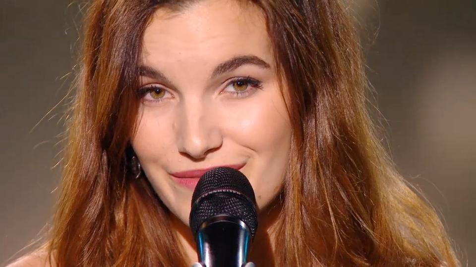 """Gabriella a séduit Mika et participera aux primes de """"The Voice"""""""