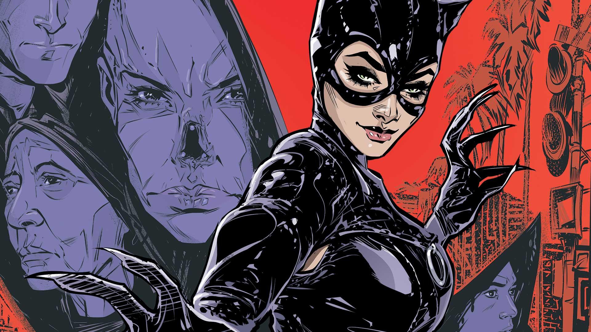 Catwoman dans les comics Batman