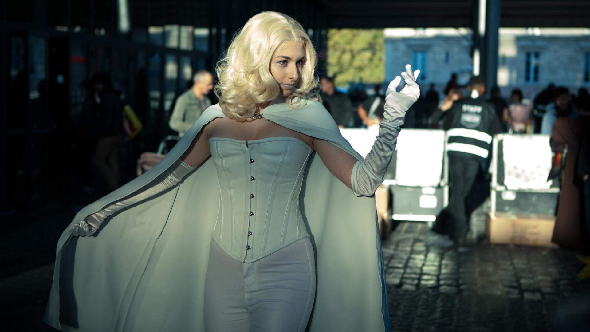 32.000  visiteurs se sont donné rendez-vous à la Comic Con parisienne