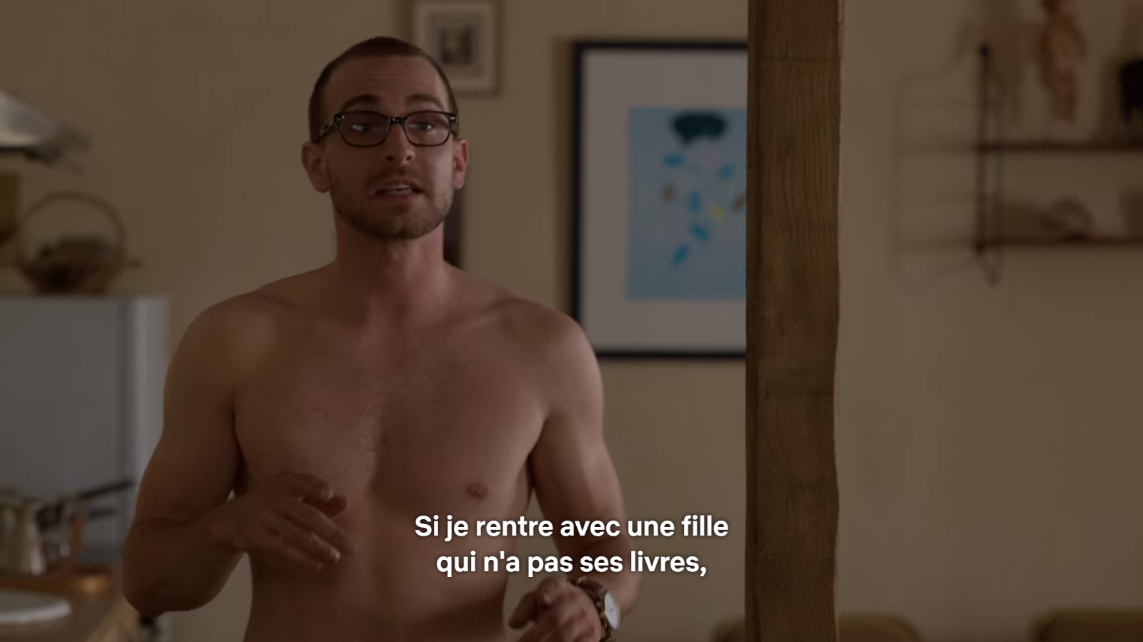 L'amant français est aussi d'un snobisme absolu. L'arrogance est une spécialité locale.