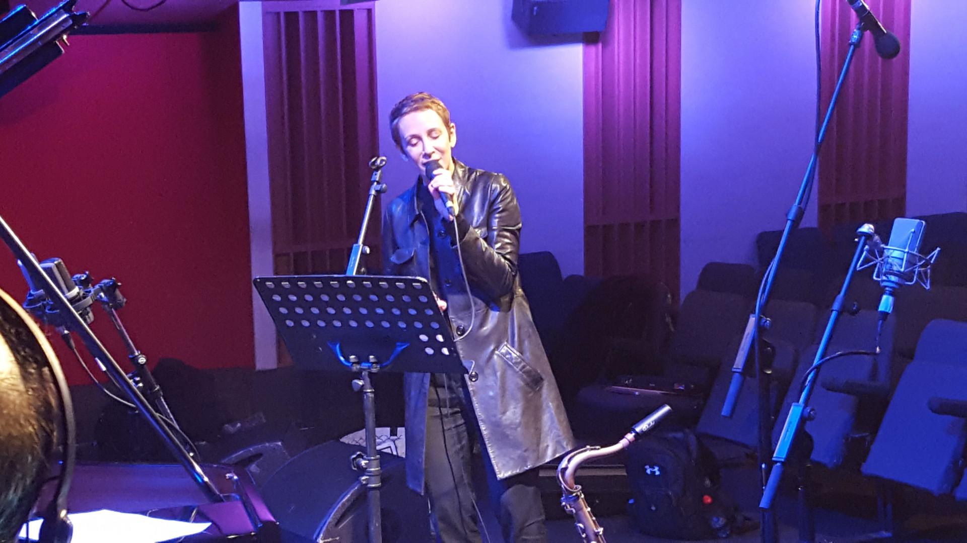 Une voix majeure du jazz actuel, Stacey Kent dans le Grand Studio de RTL