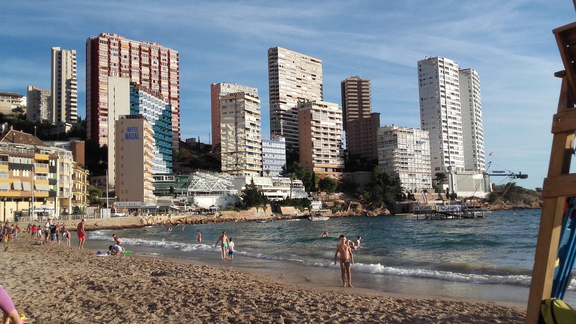 Les photos de Philippe le gagnant d'un séjour à Benidorm sur RTL2 Méditerranée