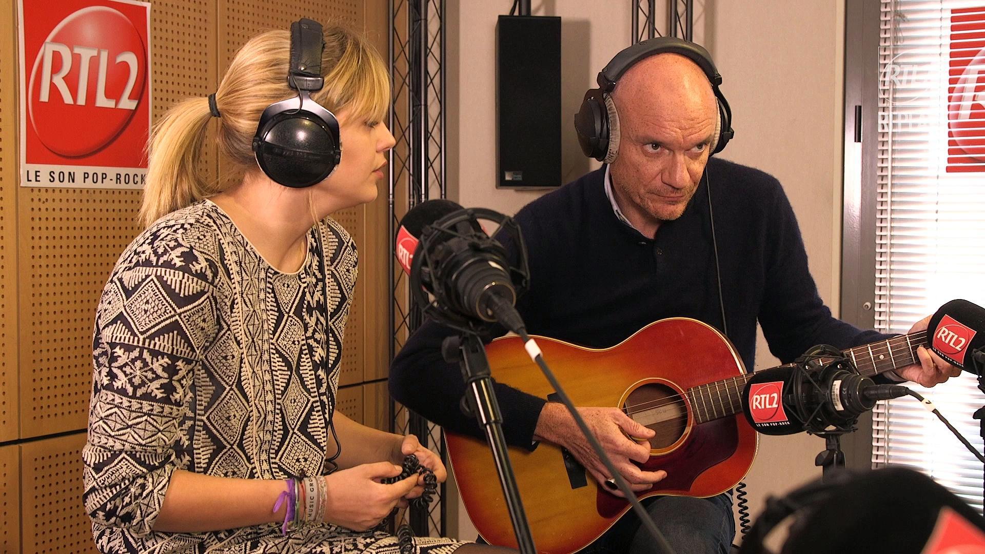 Gaëtan Roussel et Louane en duo - Nos secrets - CLAP HANDS