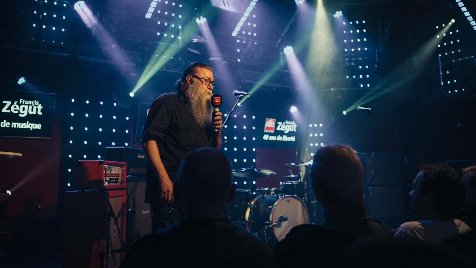 Francis Zégut a fêté ses 40 ans de radio lors d'un Pop-Rock Station exceptionnel