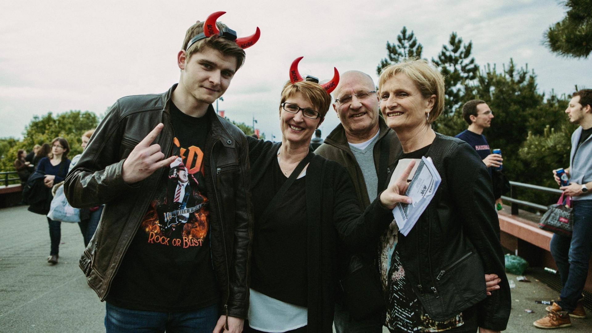 La famille Devos
