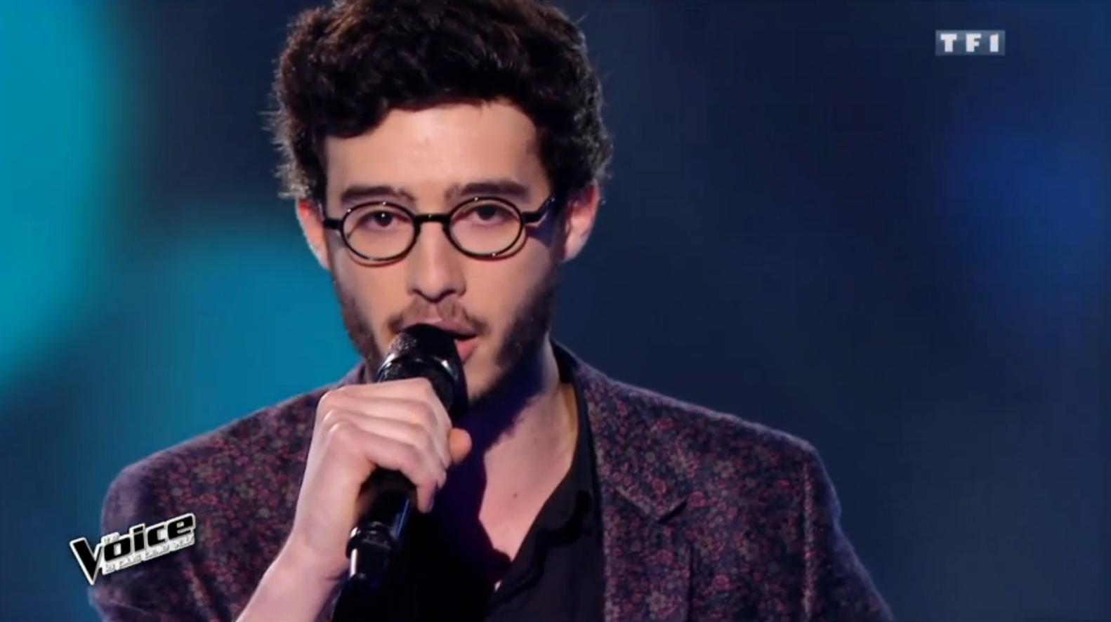 """Alexandre, chanteur autodidacte team Garou participera aux primes """"The Voice"""""""