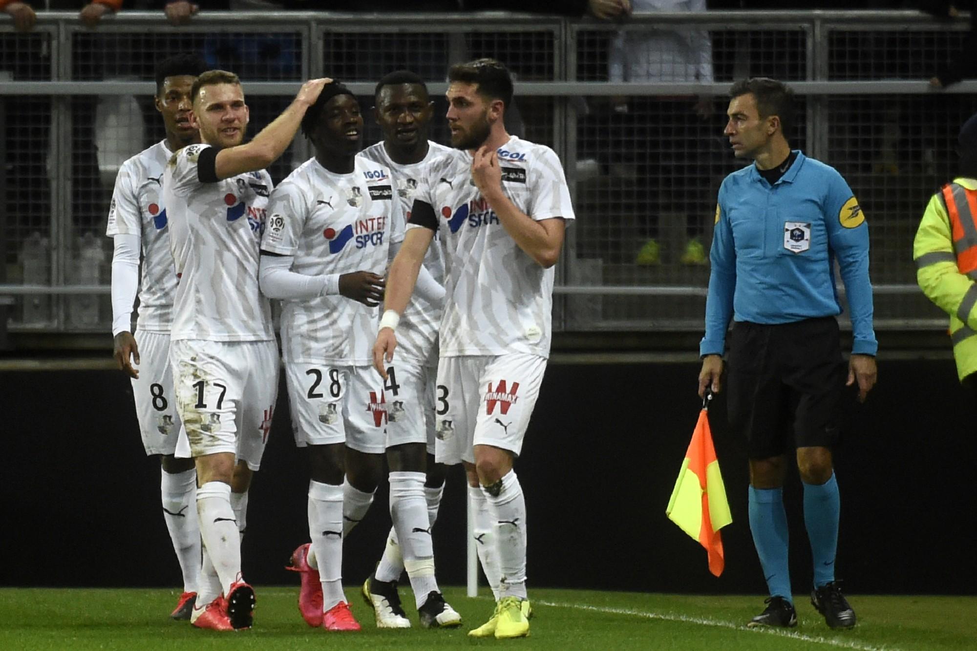 Ligue 1 : face à Strasbourg, Amiens s'attend à une rencontre