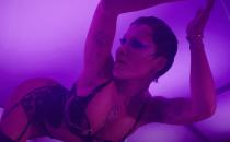"""Rita Ora dans le clip vidéo """"Big"""" avec David Guetta"""