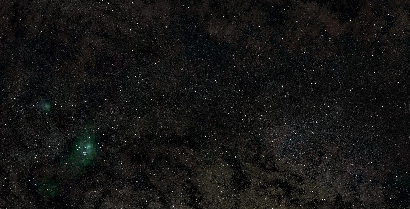 Cette photo de la Voie lactée affiche plusieurs milliards de pixels