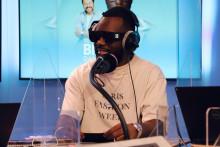 """Gims évoque une possible collaboration avec David Guetta dans """"Bruno dans la radio"""""""