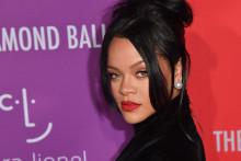 Rihanna à New York en 2021
