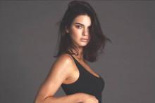 Kendall Jenner  fait grimper la température