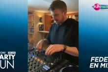 Feder mixe dans la Le Before Party Fun