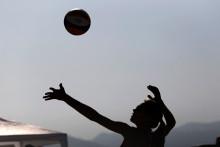 Les championnats du monde de beach-volley des moins de 17 ans, en 2014