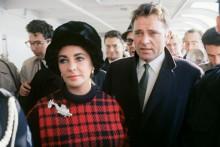 Elizabeth Taylor et Richard Burton à Paris en mai 1969 (Mise en ondes par Grégory Caranoni)