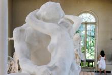 """""""Le baiser"""" de Rodin"""