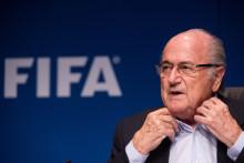 Joseph Blatter, le 26 septembre 2014 à Zurich