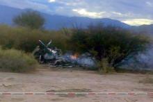 """""""Dropped"""" : les carcasses des hélicoptères qui sont entrés en collision"""