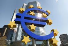 Selon Eurostat, l'inflation a été nulle en avril (0,0%) dans l'union monétaire (illustration).