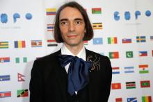 Le mathématicien Cédric Villani