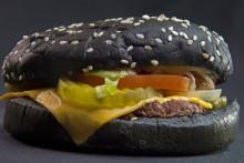 Le Black Whopper de Burger King donnerait des selles vertes aux consommateurs
