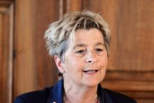 Marie-Guite Dufay, présidente sortante PS de la région Bourgogne-Franche Comté, a été réélue en 2021.