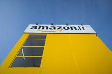 Une enseigne Amazon (illustration)