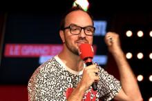 """Jarry présente un extrait de son spectacle dans """"Le Grand Studio RTL Humour"""""""