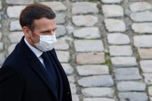 Emmanuel Macron, le 26 novembre 2020