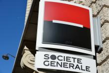 Une agence bancaire de la Société Générale (illustration)