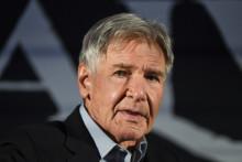 Harrison Ford le 5 février 2020 au Mexique.