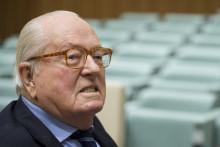 Jean-Marie Le Pen, l'ancien président et cofondateur du Front national.
