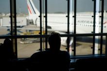 Un passager à l'aéroport Paris-Charles de Gaulle (illustration)