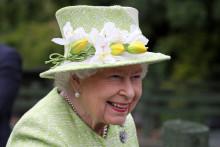 La reine Elisabeth II le 4 juillet 2019 à Édimbourg (Écosse).